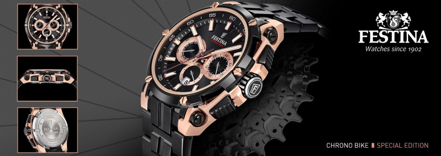 Festina Chrono Bike collection
